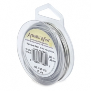 18 Gauge Artistic Wire Stainless steel