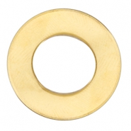 ImpressArt stamp labels ring 25mm Brass Licht goud