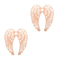 Hangers bohemian angel wings Rosegold