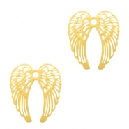Hangers bohemian angel wings Goud