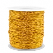 Trendy koord metalstyle wire 0.5mm Honey gold