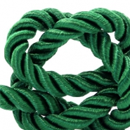 Trendy koord weave 10mm Classic green