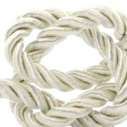 Trendy koord weave 6mm Lightning white