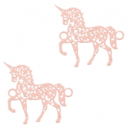 Tussenstukken bohemian unicorn Light pink