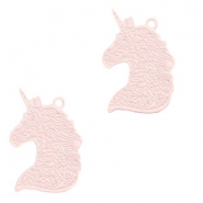 Hangers bohemian unicorn Light pink