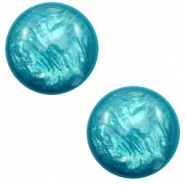 20 mm classic cabochon Polaris Elements Lively Persian green