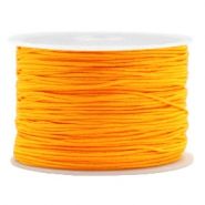 Macramé draad 1.0mm Brilliant orange