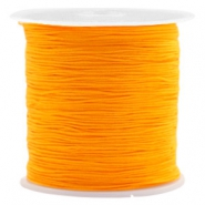 Macramé draad 0.5mm Warm yellow