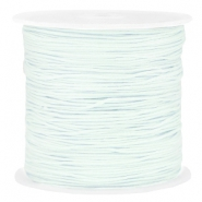 Macramé draad 0.8mm Light dusk blue