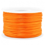 Macramé draad 1.5mm satin Russet orange