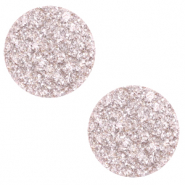 20 mm platte cabochon Polaris Elements Goldstein Delicacy pink