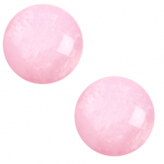 20 mm classic cabochon Polaris Elements pearl shine Quarzo pink
