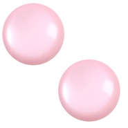 20 mm classic cabochon Polaris Elements soft tone Quarzo pink