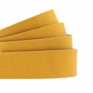 Plat 20 mm DQ leer Ochre yellow
