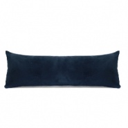 Sieraad display kussentje velvet soft Dark blue