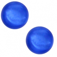 20 mm classic Cabochon Polaris Elements Mosso shiny Princess blue