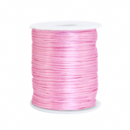 Satijn draad 1.5mm Light pink