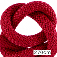 Maritiem koord 10mm (270cm) Bordeaux red