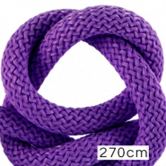 Maritiem koord 10mm (270cm) Dark purple