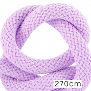 Maritiem koord 10mm (270cm) Lilac purple