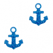 Plexx bedels anchor glitter Royal blue