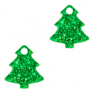 Plexx bedels Christmas tree glitter Irish green