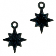 Plexx bedels star shimmery Black