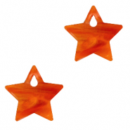 Plexx bedels star Warm orange