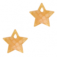 Plexx bedels star shimmery Honey orange