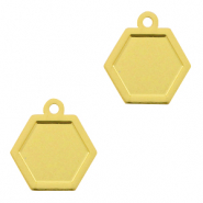 Hangers bohemian hexagon Gold
