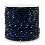 Maritiem koord 2mm Dark blue