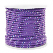 Maritiem koord 2mm Purple