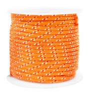 Maritiem koord 2mm Orange