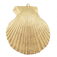 Schelp hangers specials Mantel Gold