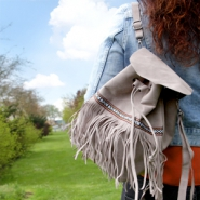 Nieuw Nieuw: Boho IT-bag!