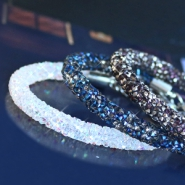 Nieuw Party in style: Crystal diamond armbanden
