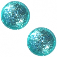 Polaris cabochon 12 mm Paipolas shiny Erinite green