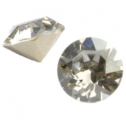 Swarovski Elements SS29 puntsteen (6.2mm) Crystal silver shade
