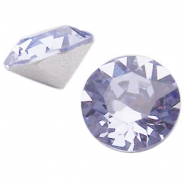 Swarovski Elements SS39 puntsteen (8mm) Provence lavender