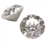 Swarovski Elements SS39 puntsteen (8mm) Greige