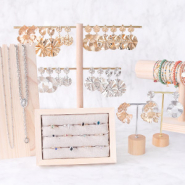 Nieuw BRAND NEW: statement oorbellen, ringen & displays