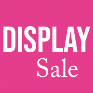 Sale DISPLAY SALE
