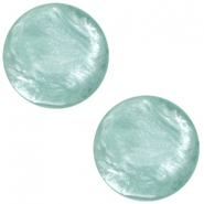 Polaris cabochon 7mm Jais Turmaline  green