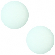 Cabochon Polaris Elements matt 7mm Pastel azore groen
