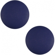 Cabochon Polaris matt 7mm Midnight blue