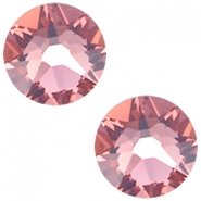 Swarovski Elements 2088-SS34 flatback Xirius Rose Blush Rose