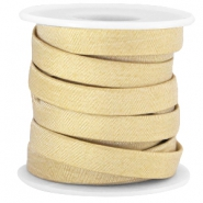 Trendy Jean-Jean koord plat 10mm Golden beige