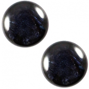 Polaris cabochon Jais 20mm Montana blue