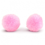 Pompom bedel 15mm Light pink