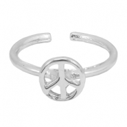 Musthave ringen peace Zilver